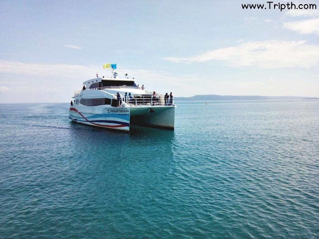 การเดินทางไปเกาะหมาก เรือไปเกาะหมาก บุญสิริเฟอร์รี่ (34)