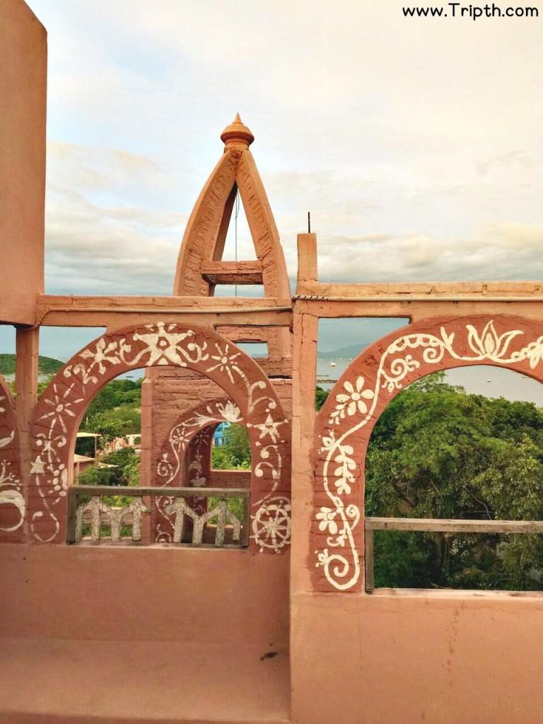 ที่พักสวยๆเกาะสีชัง โมร็อคโฮม By Tripth (14)