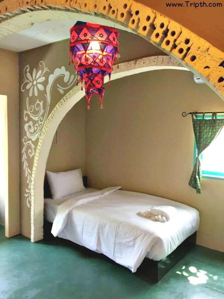 ที่พักสวยๆเกาะสีชัง โมร็อคโฮม By Tripth (21)