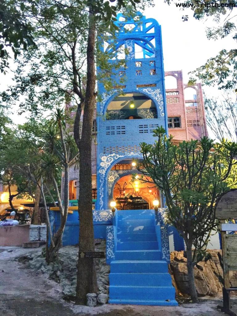 ที่พักสวยๆเกาะสีชัง โมร็อคโฮม By Tripth (7)