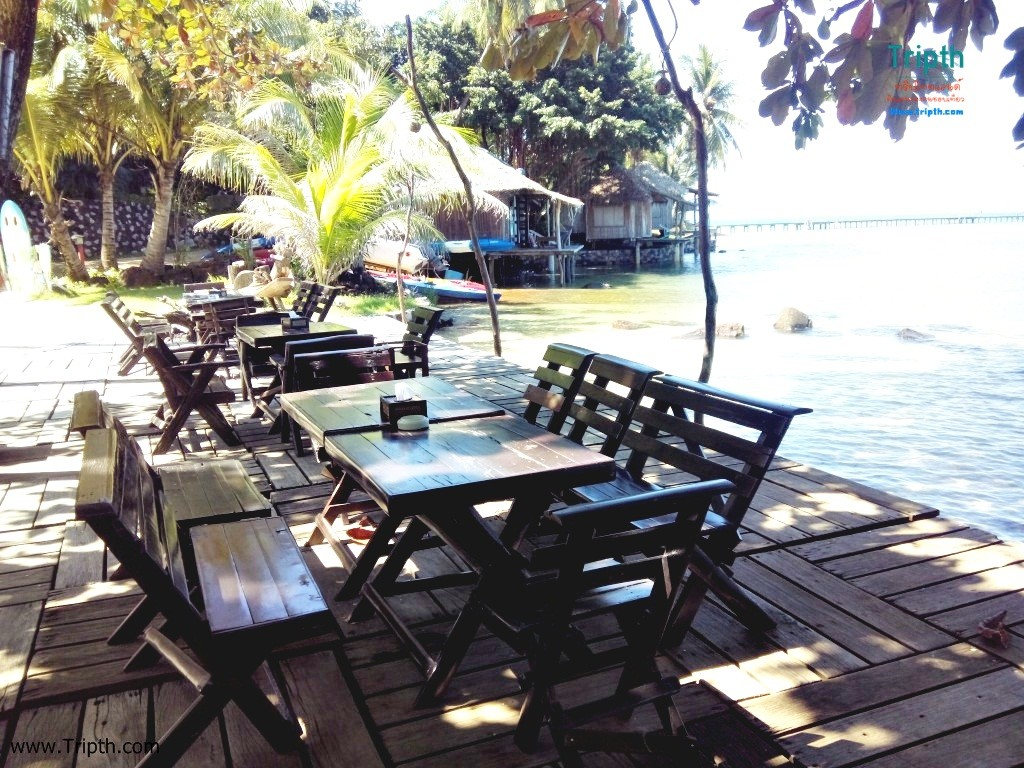 ที่ทานข้าวเกาะหมากโคโค่เคป รีสอร์ท (23)