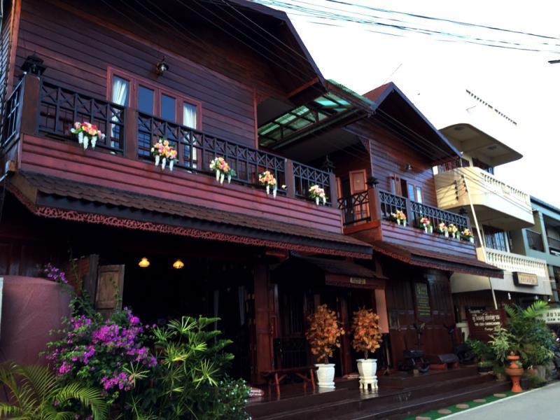 ดิโอล เชียงคาน บูติก โฮเต็ล (The Old Chiangkhan Boutique Hotel) (1)