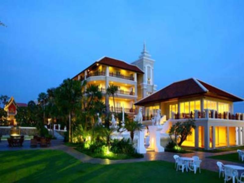 ฎ-ชฎา รีสอร์ท บาย เดอะ ซี (Dor - Shada Resort By The Sea)