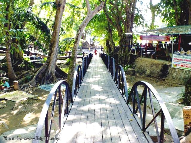 สะพานข้ามแม่น้ำแคว มินิ แบบย่อส่วน