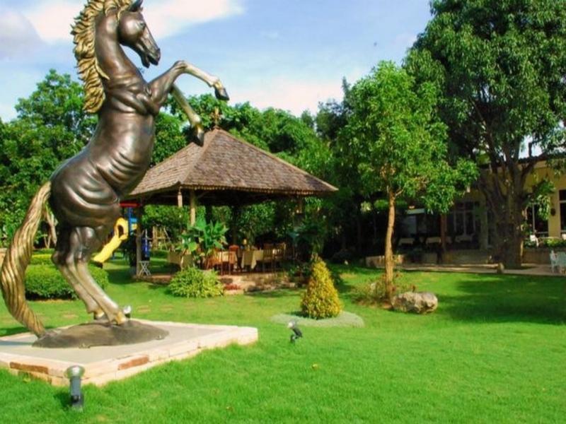 ก้องการ์เด้นรีสอร์ท เขาใหญ่ (Kong Garden Resort)