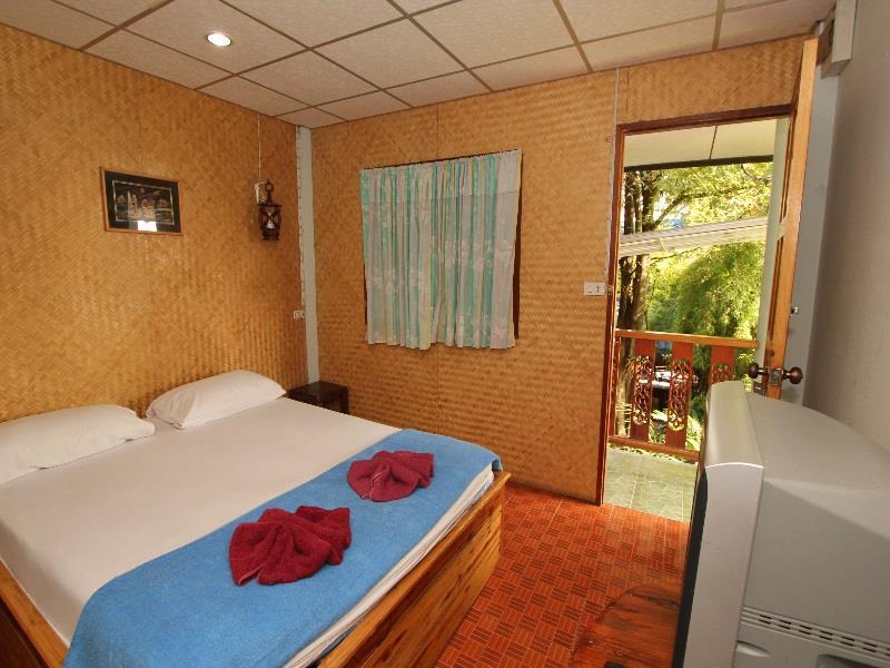ที แอนด์ ที เกสท์เฮาส์ กาญจนบุรี (T&T Guesthouse Kanchanaburi)