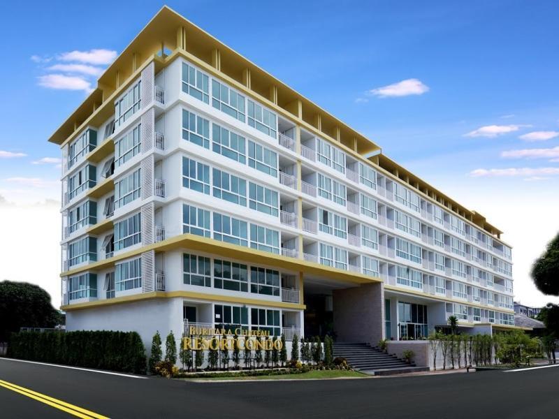 บุรีธารา รีสอร์ท แอนด์ สปา บางแสน (Buritara Resort and Spa Bangsaen)