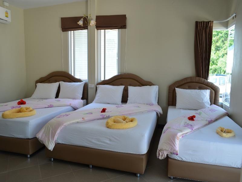 ปลายทะเล รีสอร์ท (Peai Ta Lea Resort)