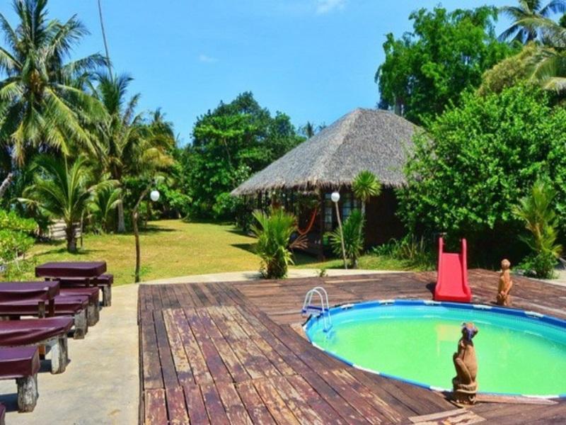 มังกี้ ไอส์แลนด์ รีสอร์ท (Monkey Island Resort)