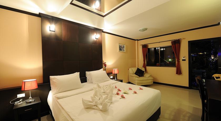 มา เมซง โฮเต็ล แอนด์ เรสเตอรองท์ พัทยา (Ma Maison Hotel & Restaurant Pattaya)
