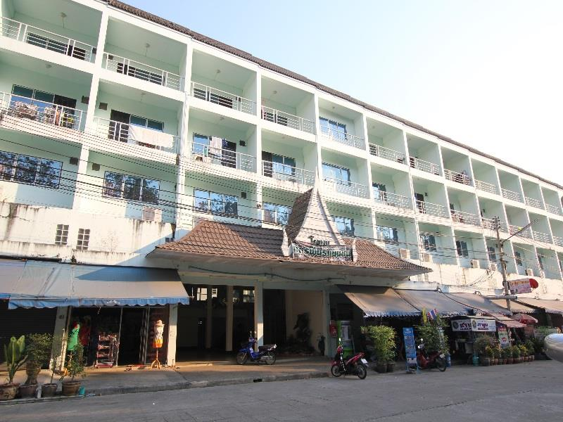 มิตรพันธ์ อพาร์ตเมนท์ (Mittaphan Apartment)