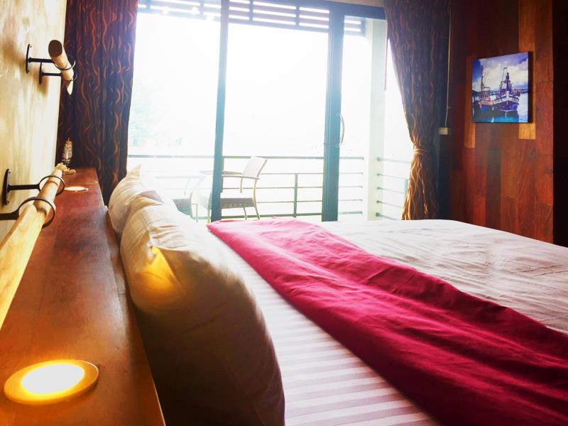 วินดี ซีวิว รีสอร์ต (Windy Sea View Resort)