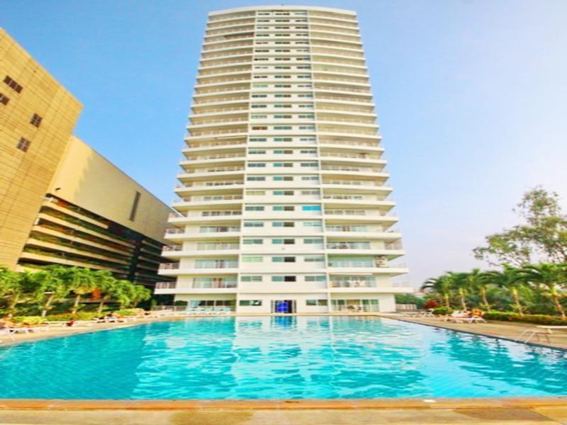 วิวทะเล คอนโดมิเนี่ยม บีช พัทยา บาย จัสมิน่า คอนโด เซอร์วิส (View Talay Condominuim Beach Pattaya by Jasmina Condo Services)