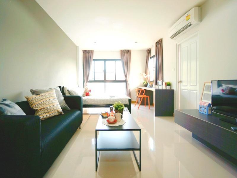 อิน โคลเวอร์ บางแสน (In Clover Apartment Bangsaen)