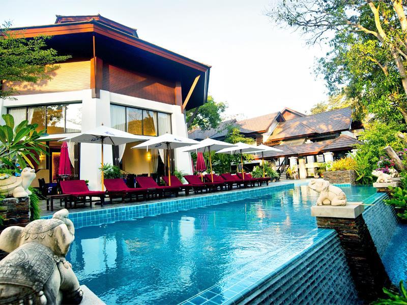 เสม็ด พาวิลเลียน รีสอร์ท (Samed Pavilion Resort)