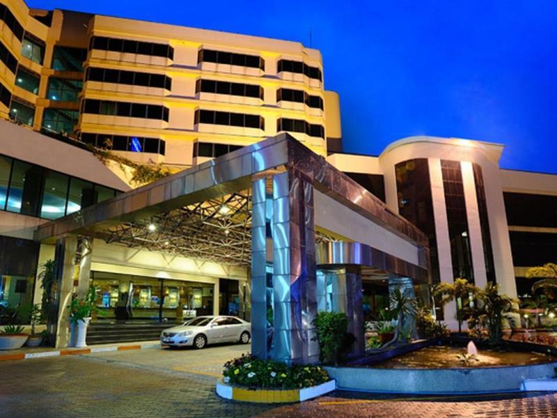 โรงแรมชลอินเตอร์ (Chon Inter Hotel)