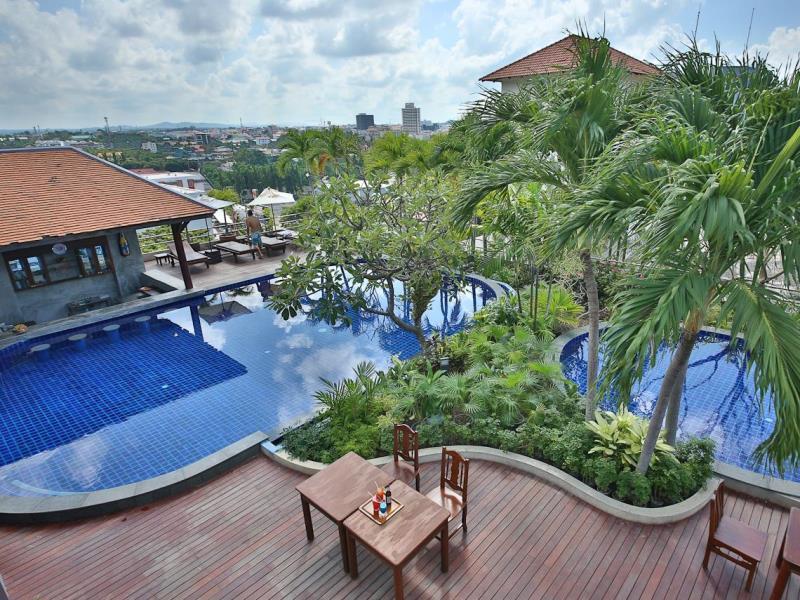 โรงแรมซันไชน์ วิสต้า (Sunshine Vista Hotel)