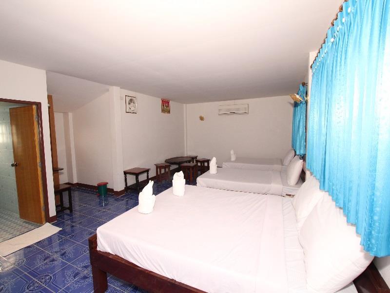 โรงแรมประสพสุข (Prasopsuk Hotel)