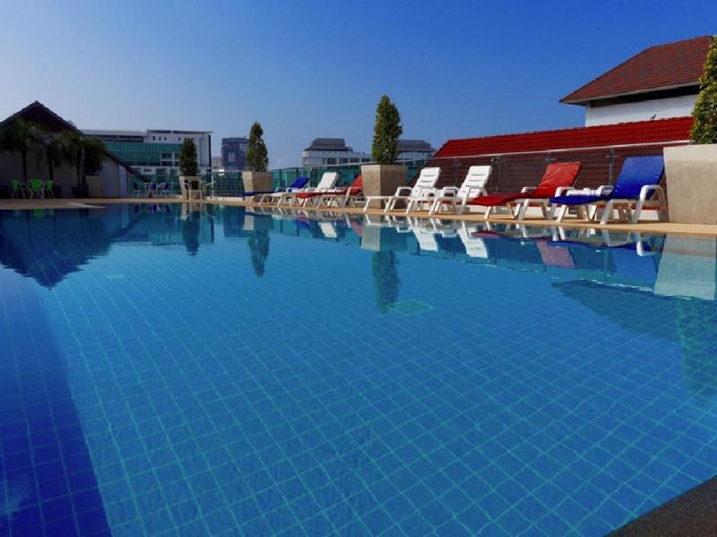 โรงแรมพัทยา บลูสกาย (Pattaya Blue Sky Hotel)