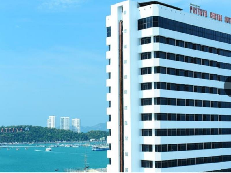 โรงแรมพัทยา เซ็นเตอร์ (Pattaya Centre Hotel)