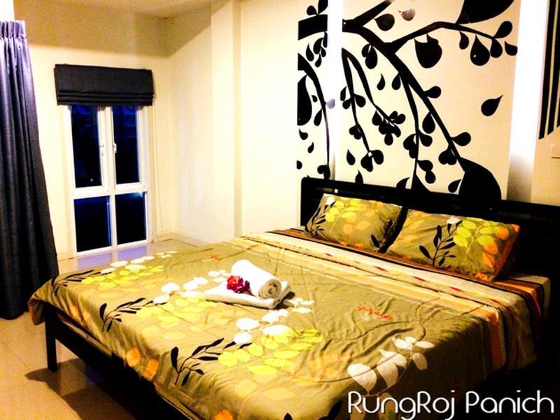 โรงแรมรุ่งโรจน์พาณิชย์ (RungRoj Panich Hotel)