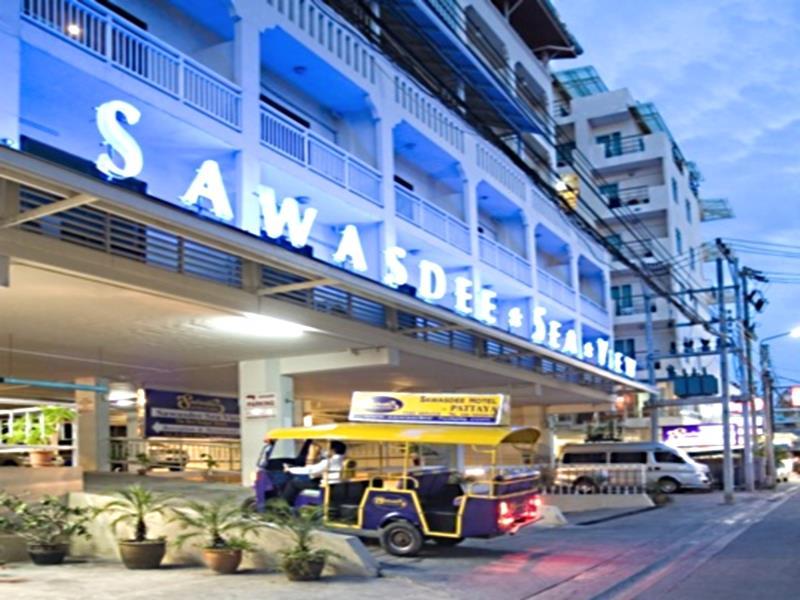 โรงแรมสวัสดี ซีวิว พัทยา (Sawasdee Sea View Pattaya Hotel)