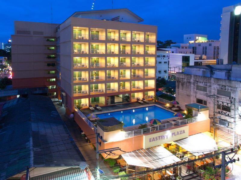 โรงแรมอิสตินี่ พลาซ่า (Eastiny Plaza hotel)