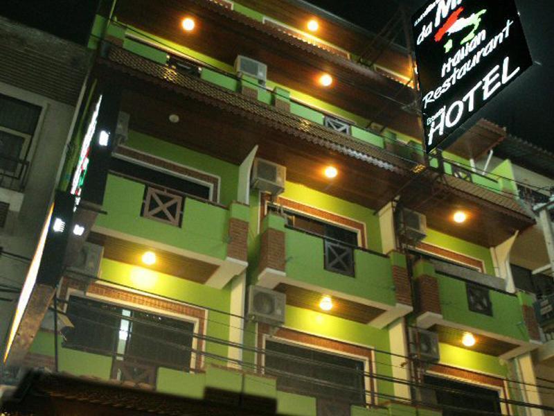 โรงแรมแม็กซ์ (Max Hotel)