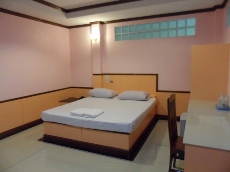 โรงแรมโบกี้ รถไฟ (Bogie Rodfai Hotel)