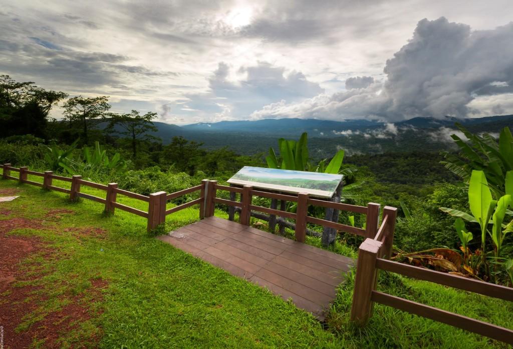 จุดชมวิวที่อุทยานแห่งชาติปางสีดา Theerasak Saksritawee