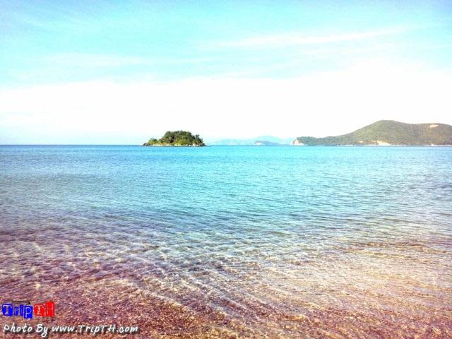 หาดเตยงาม อ่าวนาวิกโยธิน