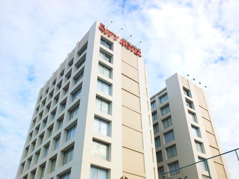 โรงแรมเดอะ ซิตี้ ศรีราชา (The City Hotel Sriracha)