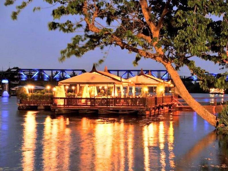 โรงแรมเฟลิกซ์ ริเวอร์แคว (Felix River Kwai Hotel)