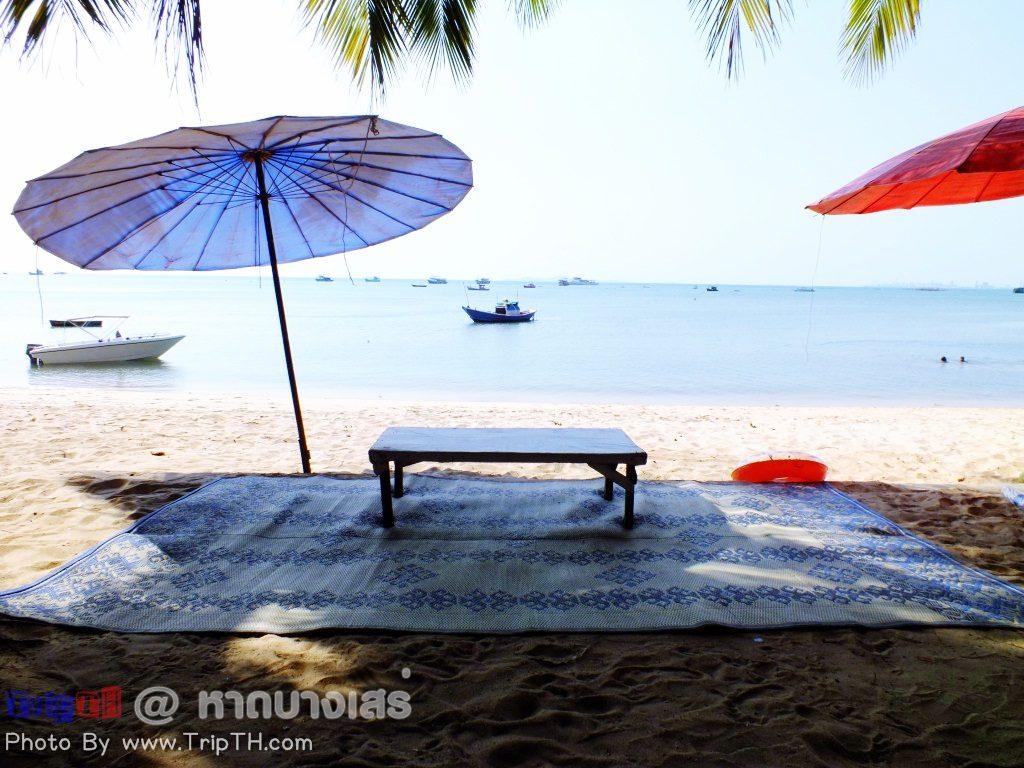 ที่นั่งพักผ่อนริมชายหาด (1)