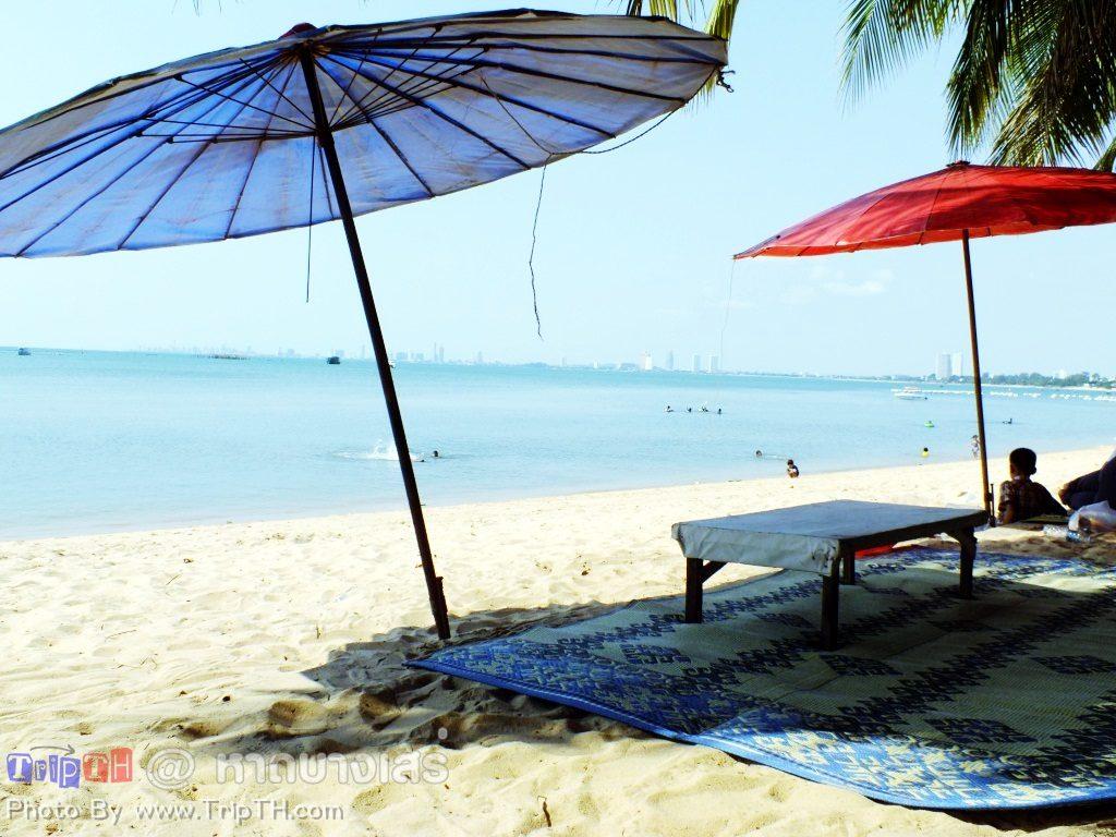 ที่นั่งพักผ่อนริมชายหาด (2)