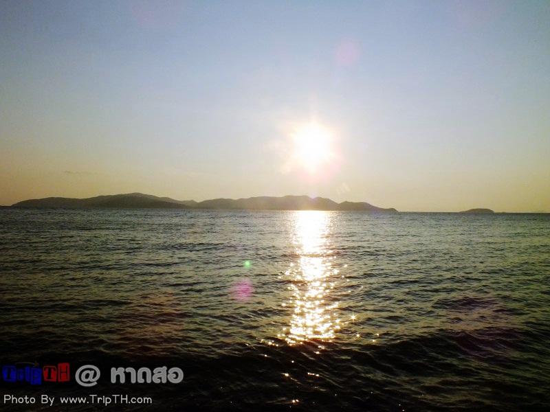 พระอาทิตย์ ที่หาดสอ