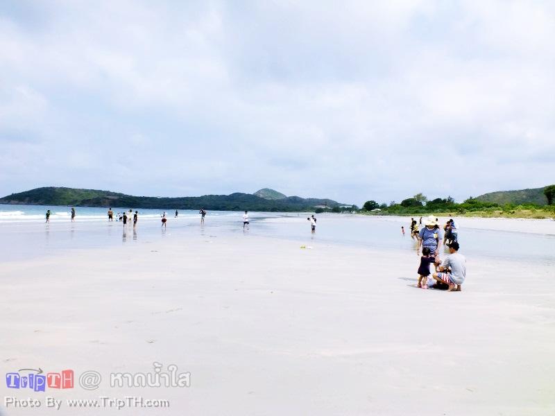 หาดน้ำใส สัตหีบ (1)