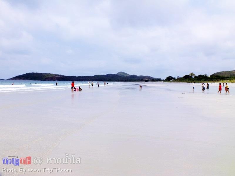 หาดน้ำใส สัตหีบ (2)