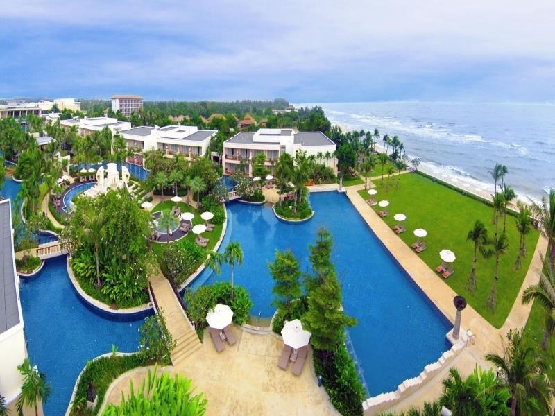 เชอราตัน หัวหิน รีสอร์ท แอนด์ สปา (Sheraton Hua Hin Resort & Spa)