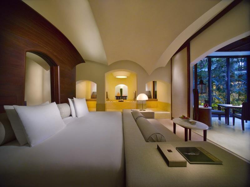 เดอะ บาราย สวีท แอนด์ สปา แอท ไฮแอต รีเจนซี่ (The Barai Suites and Spa at Hyatt Regency Hua Hin)