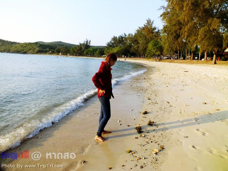 เดินเล่น หาดสอ
