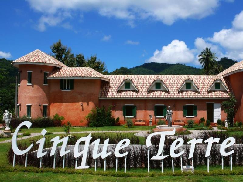 ชิงเคว่ เทอเร่ รีสอร์ท (Cinque Terre Resort)