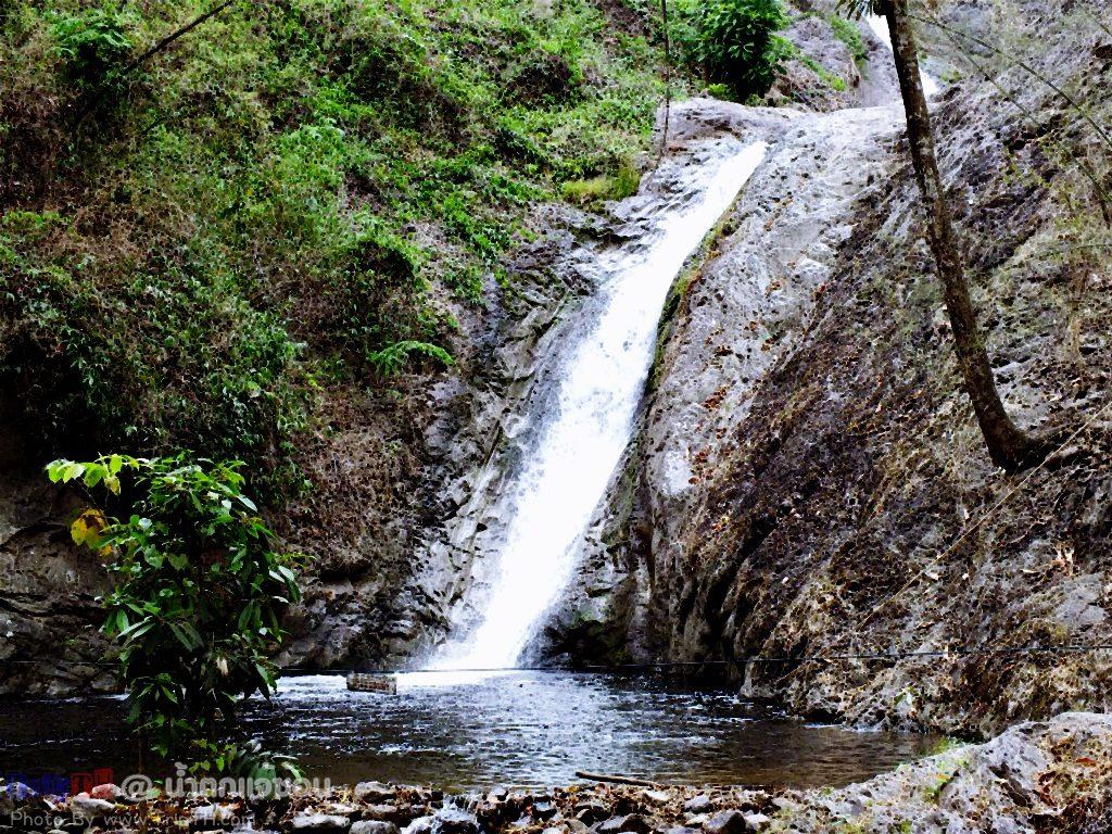 น้ำตกแจ้ซ้อน อุทยานแห่งชาติแจ้ซ้อน (2)