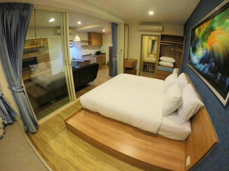 บ้านแสนงาม คอนโด 1 ห้องนอน โดย รีเมมเบอร์ทริป (Baan San Ngam 1 Bedroom Condo By Remember Trip)