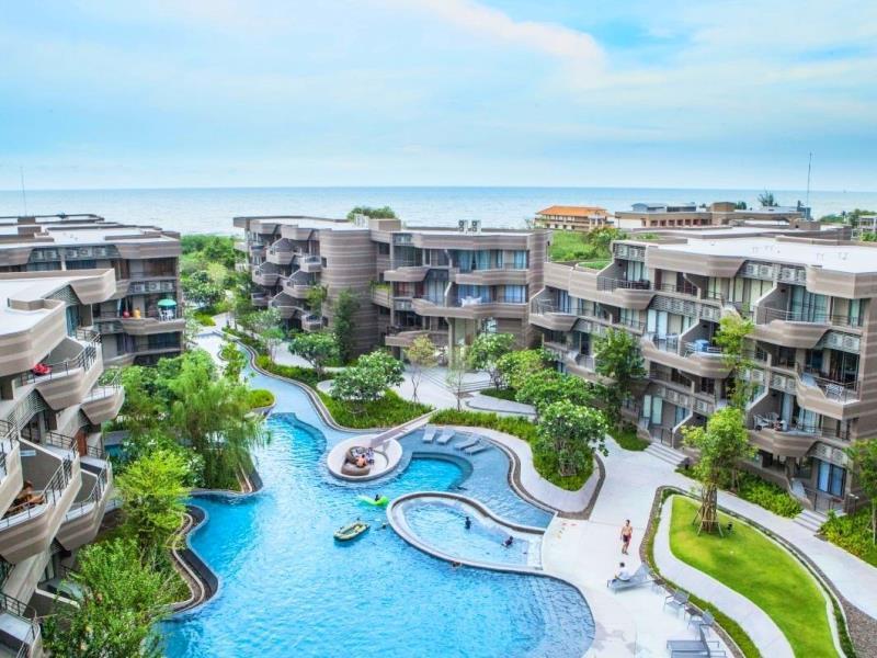 บ้านแสนงาม 4604 บาย หัวหิน ฮอลิเดย์ คอนโด (Baan San Ngam 4604 By Huahin Holiday Condo)