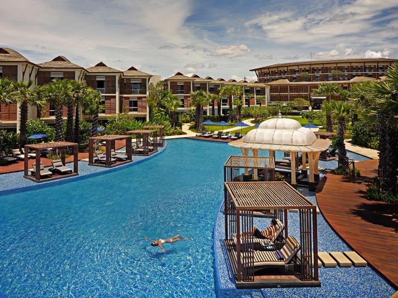 อินเตอร์คอนติเนนตัล หัวหิน รีสอร์ท (InterContinental Hua Hin Resort)