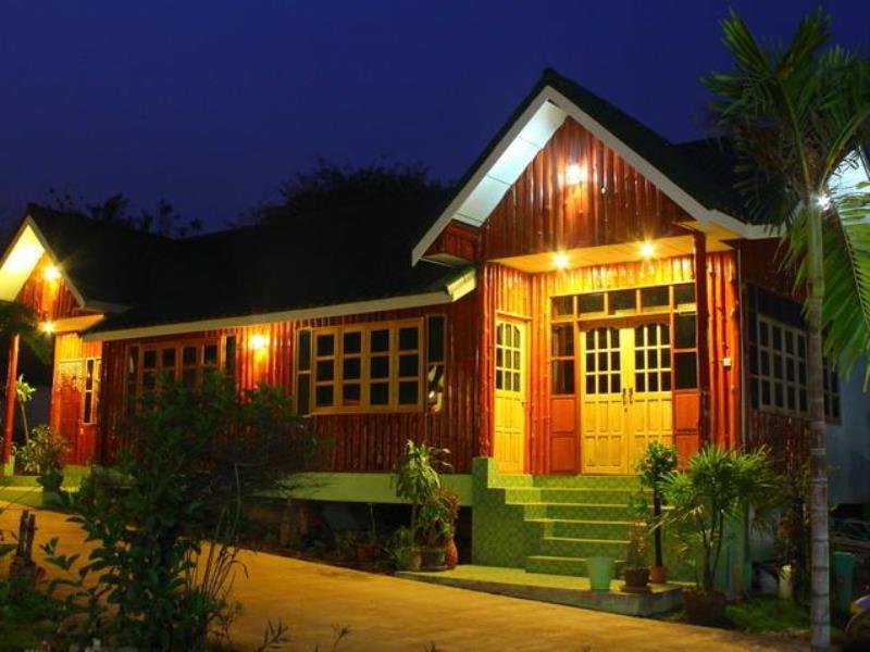 เชียงคาน กรีนวิว รีสอร์ท (Chiangkhan Greenview Resort)