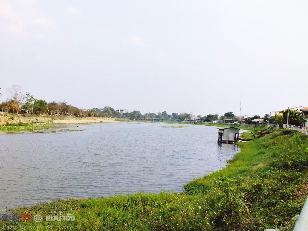 แม่น้ำวัง อำเภอเกาะคา (2)