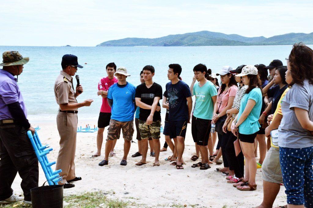 กิจกรรมปลูกปะการัง (1)