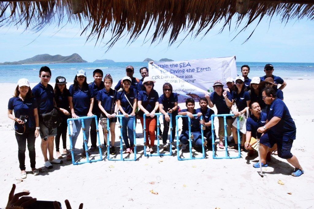 กิจกรรมปลูกปะการัง (2)